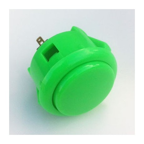 Push button SANWA OBSF-30 Green