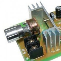 Mono sound Amplifier alimentation 12V DC for bartop or arcade cabinet