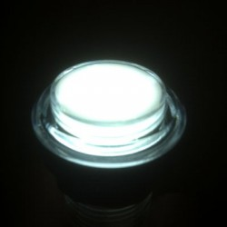 Illuminated push-button White