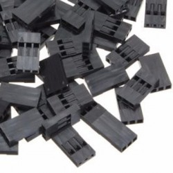 Pack of 20x 3 pin connectors for raspberry pi or interface USB
