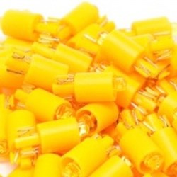 Yellow LED 12V for arcade illuminated push buttons