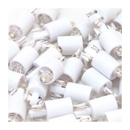 LED Blanc 12V pour boutons arcade lumineux