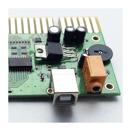 Interface PC USB to JAMMA connector