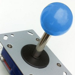 Joystick Zippy Blue Ball-top Long-shaft