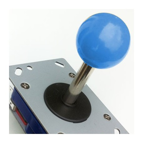 Joystick Zippy long boule Bleu 8 voies