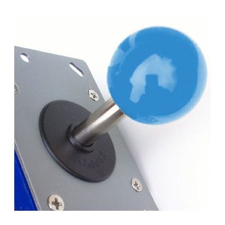 Joystick Zippy short Blue Ball-top  8 directions