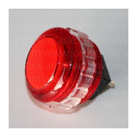 Red Push button SEIMITSU PS-14-KN
