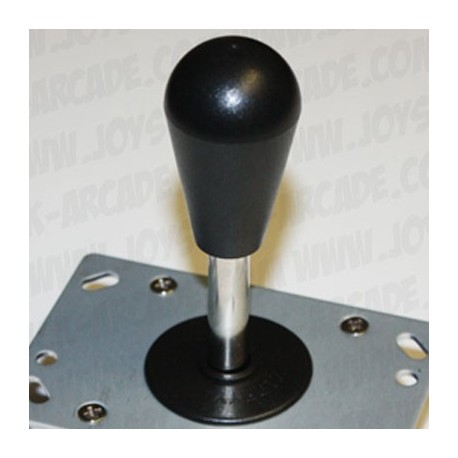 Joystick Zippy Long poire Noir 8 voies