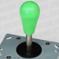Joystick Zippy long poire Vert 8 voies