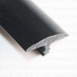 ECO Black T-molding 16 mm