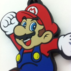 Porta Chaves Super Mario