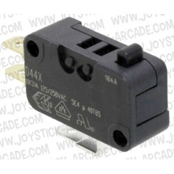 Microswitch para pulsadores 3t - 6.35mm