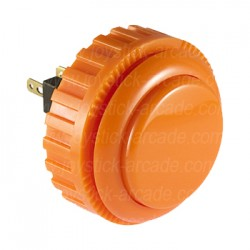 Bouton SANWA OBSN-30 vissable Orange