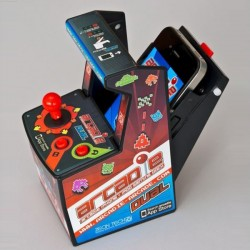 Mini arcade cabinet for Iphone 5/5S