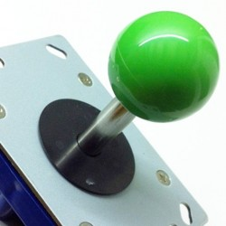 Joystick Zippy short green Ball  8 directions