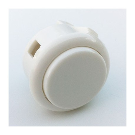 SANWA push button OBSF-30 - White
