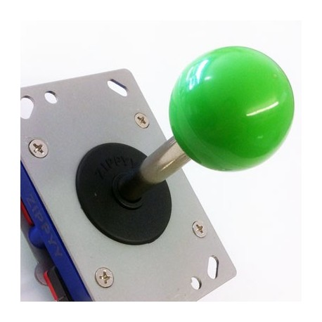 Joystick Zippy big green Ball  8 directions