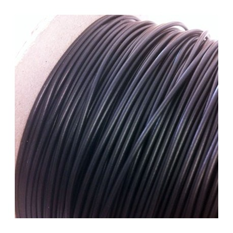 Black wire cable