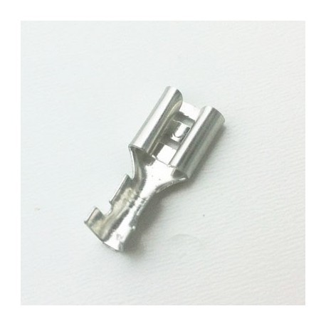 Fast-on connector 6.4 mm