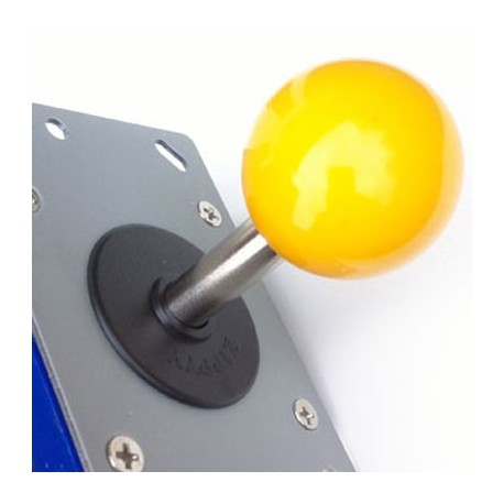 Joystick Zippy court ball top Jaune 8 voies
