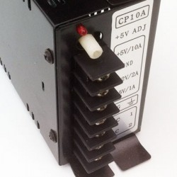 Power supply 10A 5V adjustable for bartop or arcade cabinet