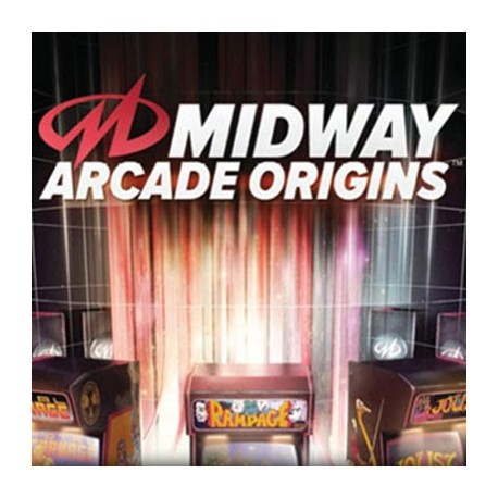 Midway Arcade Origins for PS3 USED