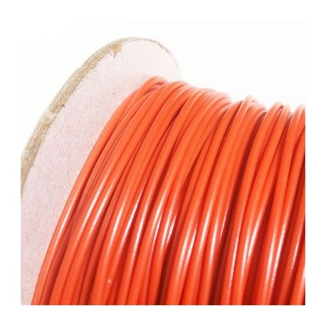 Orange wire cable for arcade cabinet bartop cocktail