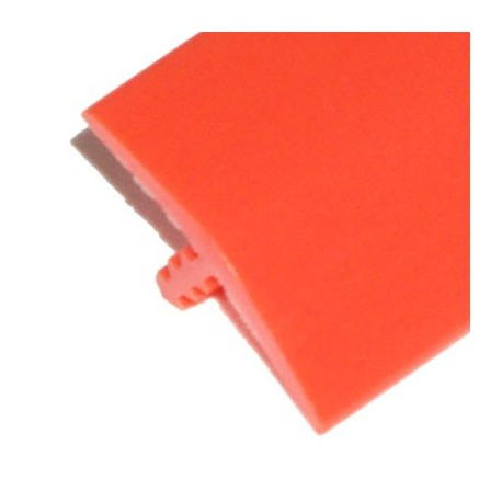 T-molding - Orange 19mm - chant de protection