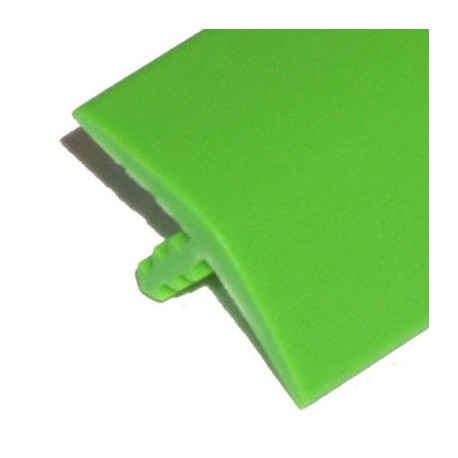 T-molding - Vert 19mm - chant de protection