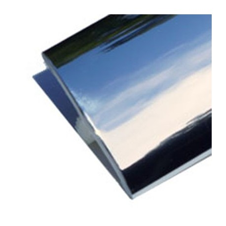 Chrome T-molding 19mm