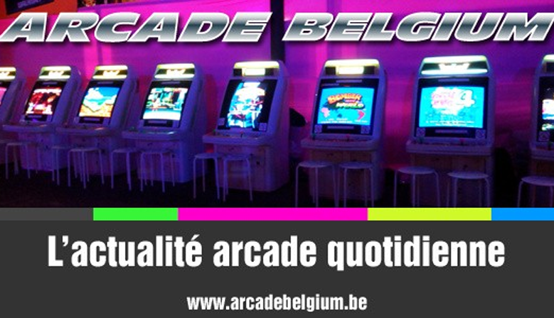 News about arcade and coin op machines